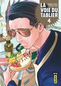Kousuke Oono - La voie du tablier Tome 4 : .