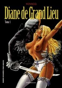 Kovacq - Diane de Grand Lieu Tome 1 : .