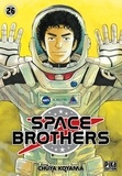Koyama Chûya - Space Brothers T26  : Space brothers t26.