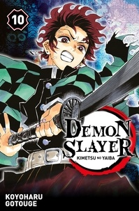 Koyoharu Gotouge - Demon Slayer T10.