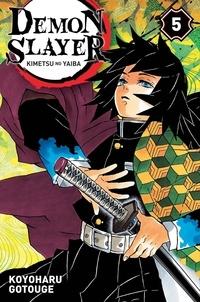 Koyoharu Gotouge et Gotouge Koyoharu - Demon Slayer T5.
