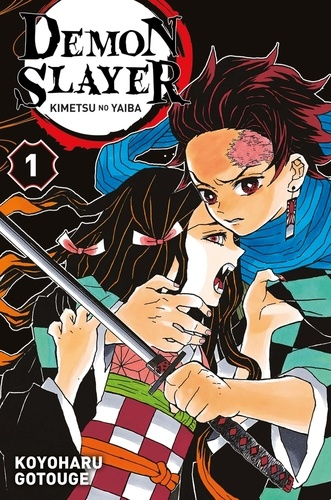 Koyoharu Gotouge - Demon Slayer Tome 1 : .