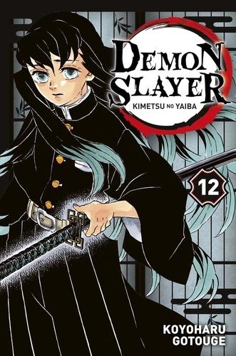 Demon Slayer Tome 12 Avec un carnet offert
