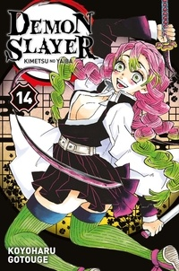 Koyoharu Gotouge - Demon Slayer Tome 14 : .