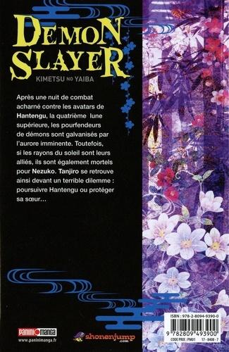 Demon Slayer Tome 15
