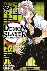 Koyoharu Gotouge - Demon Slayer Tome 17 : .