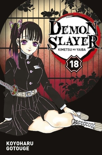 Koyoharu Gotouge - Demon Slayer Tome 18 : .
