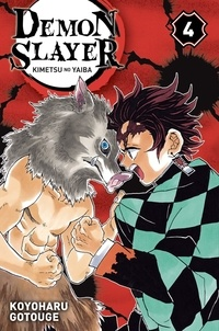 Koyoharu Gotouge - Demon Slayer Tome 4 : .