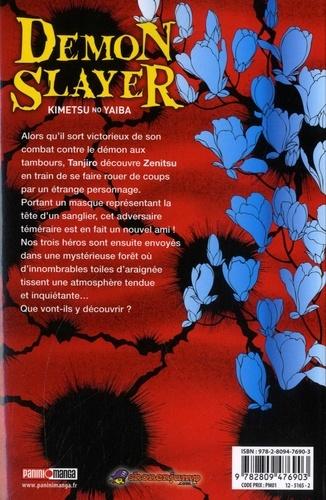 Demon Slayer Tome 4