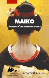 Deedr.fr Maïko - Journal d'une apprentie geisha Image
