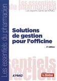 KPMG - Solutions de gestion pour l'officine.