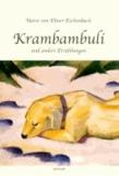 Krambambuli.