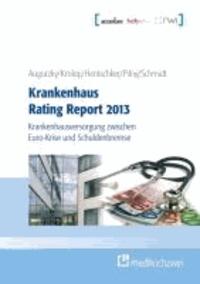 Krankenhaus Rating Report 2013 - Krankenhausversorgung zwischen Euro-Krise und Schuldenbremse.