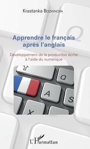 Galabria.be Apprendre le français après l'anglais - Développement de la production écrite à l'aide du numérique Image
