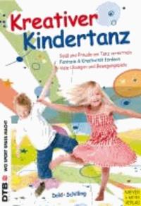 Kreativer Kindertanz - Spaß und Freude am Tanz vermitteln.