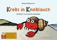 Krebs in Knoblauch.