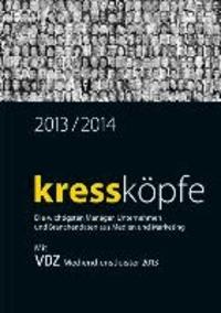 Kressköpfe 2013/2014.