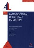 Kris Wauters - La modification unilatérale du contrat.