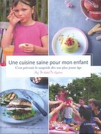 Deedr.fr Une cuisine saine pour mon enfant - C'est prévenir le surpoids dès son plus jeune âge Image