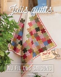 Kristel Salgarollo - Jolis quilts au fil des saisons.