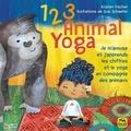 Kristen Fisher et Susi Schaefer - 1 2 3 Animal Yoga.