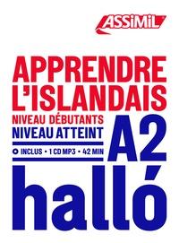 Deedr.fr Apprendre l'Islandais - Niveau débutant A2 Image