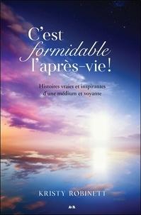 Deedr.fr C'est formidable l'après-vie! - Histoires vraies et inspirantes d'une médium et voyante Image