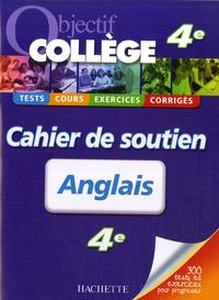 Deedr.fr Anglais 4e - Cahier de soutien Image