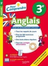 Krystel Gerber - Pour comprendre l'anglais 3e.