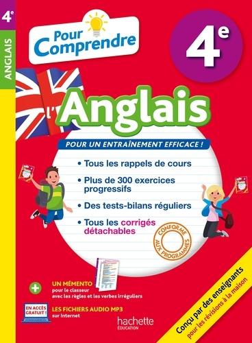 Pour Comprendre L Anglais 4e De Krystel Gerber Grand Format Livre Decitre
