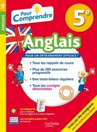 Krystel Gerber - Pour comprendre l'anglais 5e.
