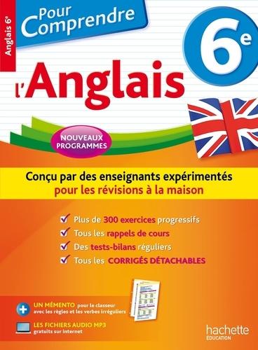 Krystel Gerber et Céline Laurent - Pour comprendre l'Anglais 6e.