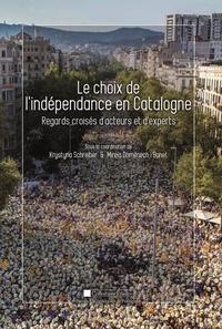 Krystyna Schreiber et Mireia Domènech i Bonet - Le choix de l'indépendance en Catalogne - Regards croisés d'acteurs et d'experts.