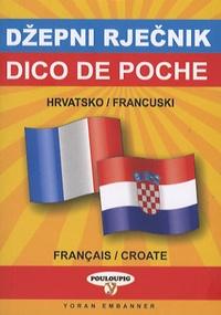 Deedr.fr Dico de poche croate-français & français-croate Image