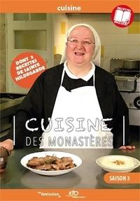 KTO - La cuisine des monastères - Saison 3. 1 DVD