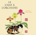 Kuen shan Kwong - Le chat à l'orchidée.