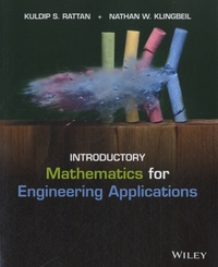 Introductory Mathematics for Engineering Applications - Kuldip S Rattan |