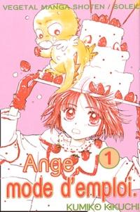 Kumiko Kikuchi - Ange, mode d'emploi Tome 1 : .