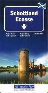 Ecosse- 1/275 000 -  Kummerly + Frey pdf epub