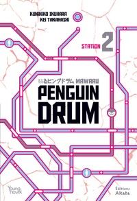 Kunihiko Ikuhara et Kei Takahashi - Penguin Drum Tome 2 : .