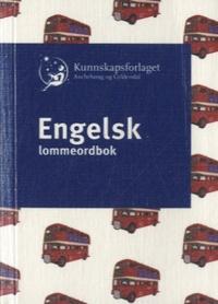 Kunnskapsforlaget - Engelsk, lommeordbok.