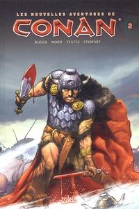 Kurt Busiek et Cary Nord - Les nouvelles aventures de Conan Tome 2 : .
