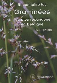 Kurt Hofmans - Reconnaître les graminées les plus répandues en Belgique.