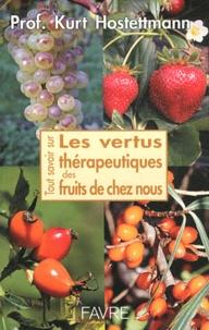 Deedr.fr Les vertus thérapeutiques des fruits de chez nous Image