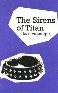 Kurt Vonnegut - The Sirens of Titan.
