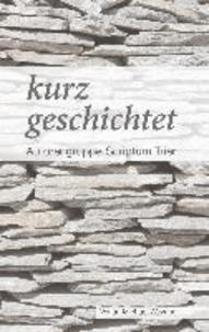 kurz geschichtet - Autorengruppe Scriptum Trier.