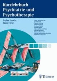 Kurzlehrbuch Psychiatrie und Psychotherapie.