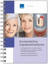 Kurzverzeichnis Suprakonstruktionen.