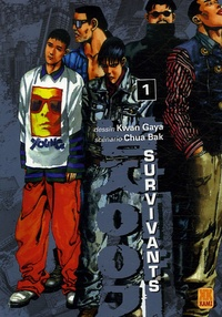 Kwan Gaya - Les survivants Tome 1 : .