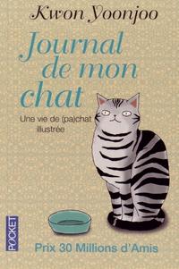 Kwon Yoonjoo - Journal de mon chat - Une vie de (pa)chat illustrée.